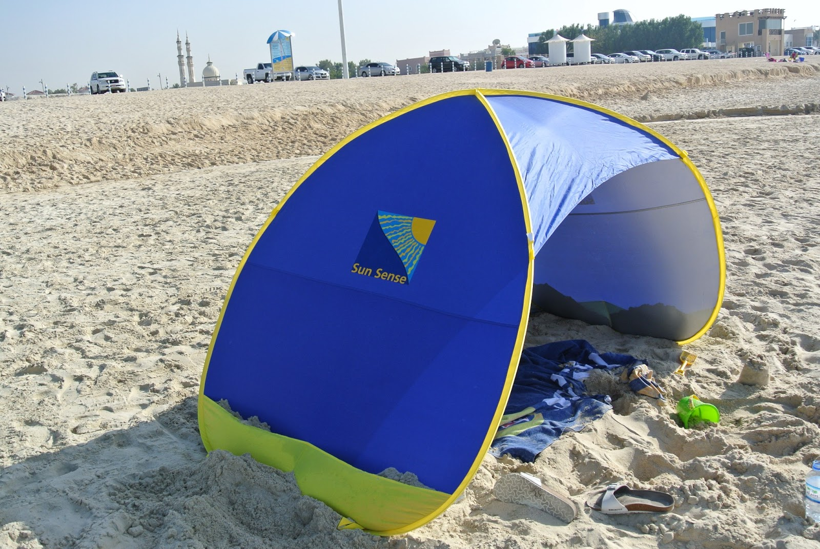 Sunsense beach tent & Beach Tent | Baby in the Sunshine