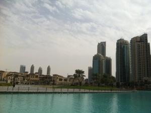 Burj park water & residences